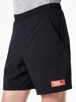 "Pace Breaker Lined Short 7"" Black, Black, large"