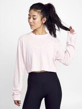 Long Sleeve Tokyo Shirt, Pink, large