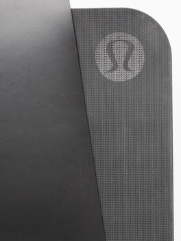 The Reversible Mat 5mm, Black, large