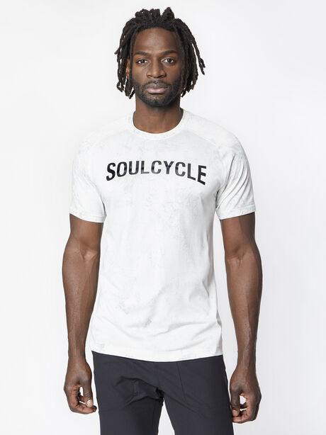 Metal Vent Tech Short Sleeve Shirt, White/White/Light Cast, large image number 0
