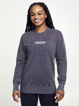Noho Sweatshirt, Dark Grey, large