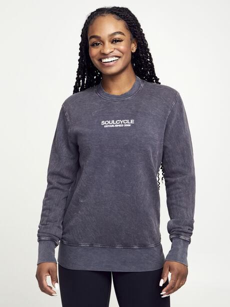 Noho Sweatshirt, Dark Grey, large image number 0