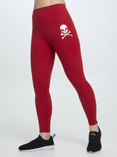 """Align™ Pant 25"""" Red, Red, large"""