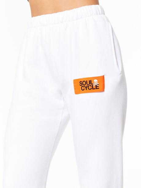 Billie Sweatpant White, White, large image number 2