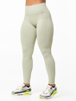 One By One High-Rise Legging Eco Green, Green, large