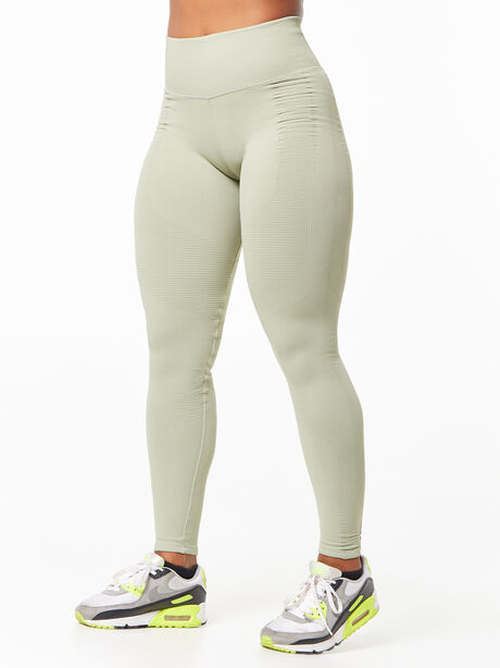 One By One High-Rise Legging Eco Green, Green, large image number 0