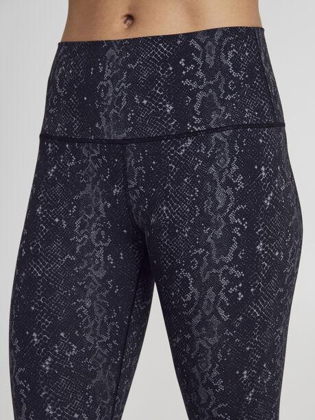 Black Viper Luna Legging, Black/Grey/White, large image number 1