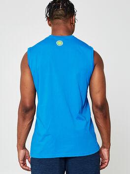 NAOLIN MUSCLE TANK, Blue, large