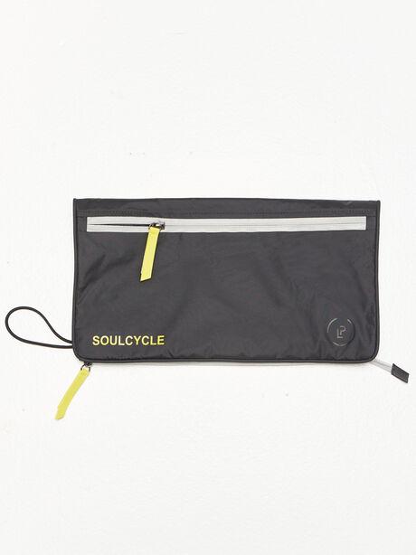 Double Pocket Sweatbag, Black, large image number 0
