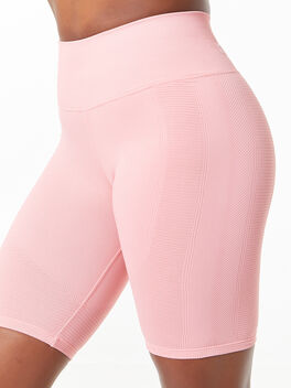 One by One Bike Short Sugar Rose, Pink, large