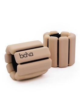 1 Lb Bala Bangles Sand, Sand, large