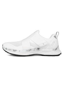 Slipstream Women's Cycling Shoe, White, large