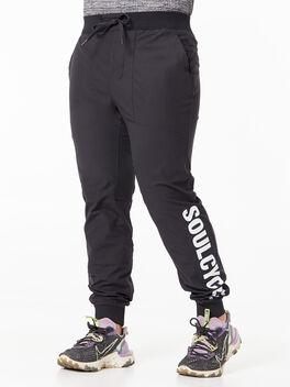 Abc Jogger Black, Black, large