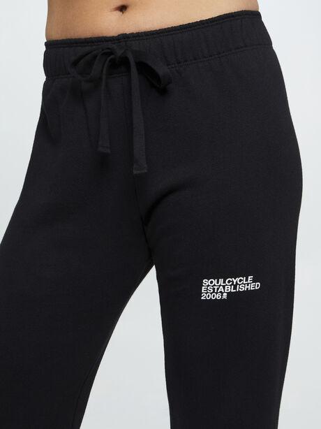 Mantra Super Slouch Sweatpants, Black, large image number 1