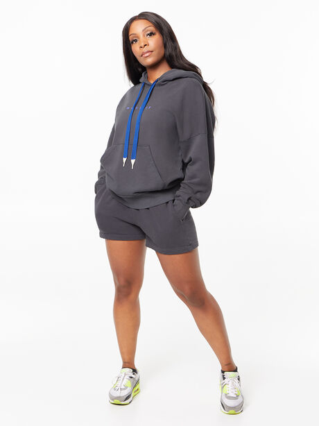 The Whip It Hoodie Faded Black, Faded Black, large image number 3