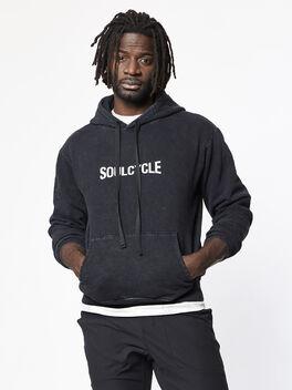 Kingsley Tour Hoodie, Black, large