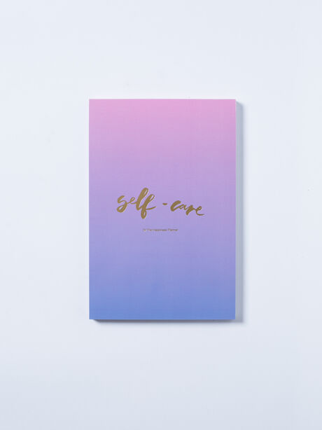 Self-Care Notepad, Pink, large image number 0