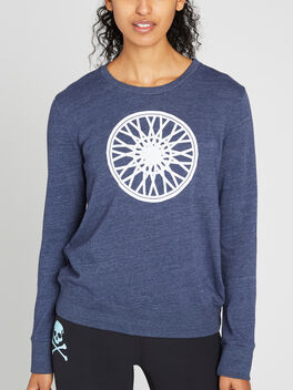 STUDIO TOUR SWEATSHIRT, Blue, large