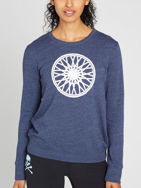 Studio Tour Sweatshirt, Blue, large image number 0