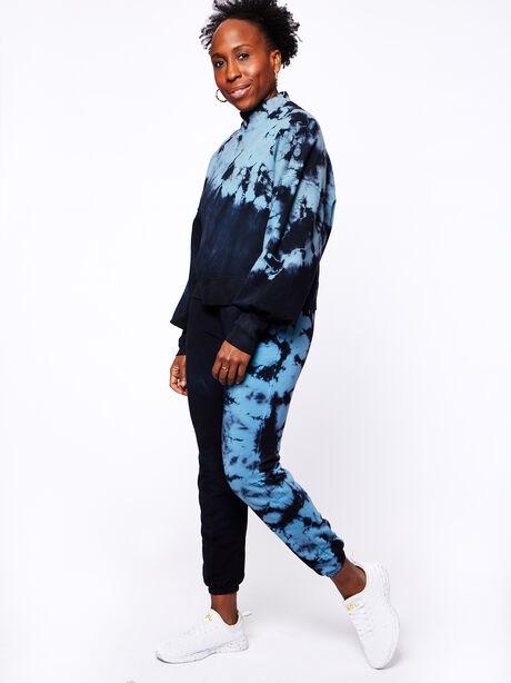 Dakota Pullover Balboa Blue/Onyx, Black/Blue, large image number 3