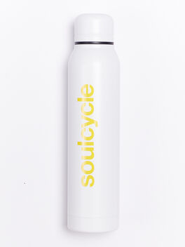 Mind Altering Fitness Water Bottle, White, large