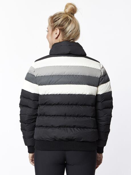 Queenie Jacket, Black/Grey/White, large image number 3