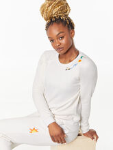 Classic Crew Pullover Natural, Natural, large