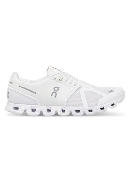 Cloud 2.0 Womens All White, White, large