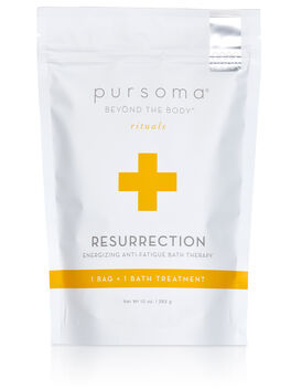 Pursoma Resurrection Bath Treatment, Clear, large