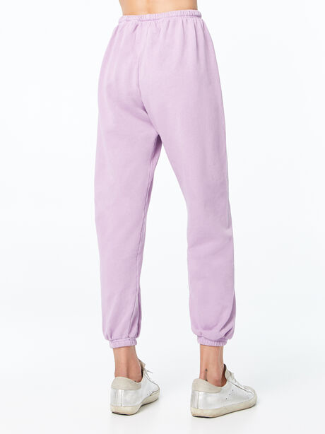 Large Sweatpant Pinkpaint, Pink, large image number 2