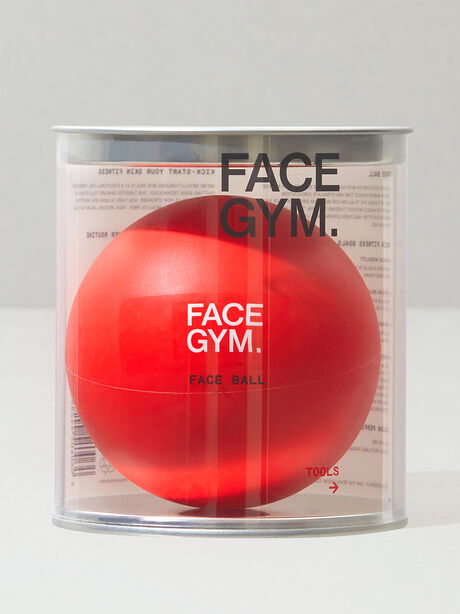 FaceGym Ball, Red, large image number 1