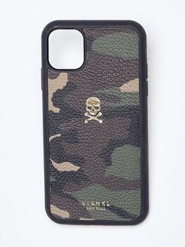 iPhone 11 Case, Camo, large