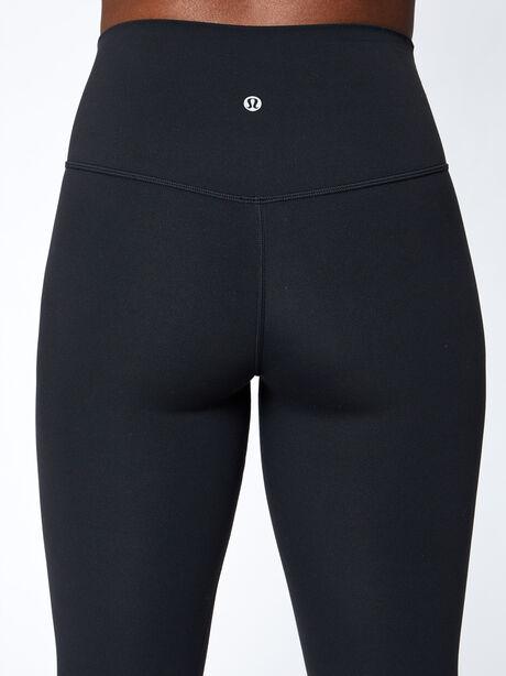 """Align™ Pant 25"""" Black, Black, large image number 3"""