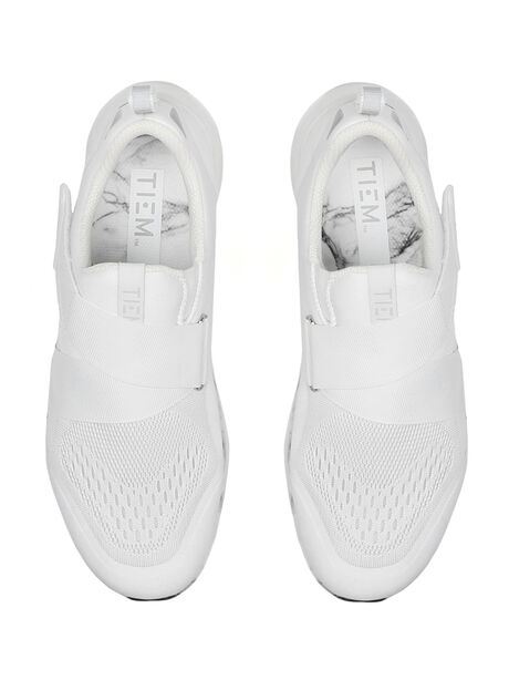 Slipstream Women's Cycling Shoe, White, large image number 6