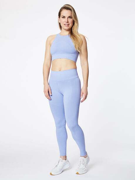 One By One High-Rise Legging Periwinkle, Periwinkle, large image number 4