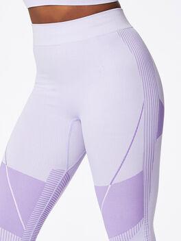 Seamless Contour Legging Pastel Lilac, Vintage Lilac, large