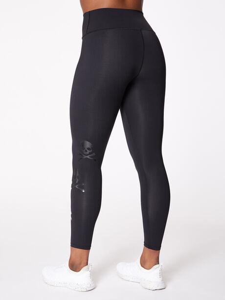 High-Rise Milestone Legging Black, Black, large image number 2