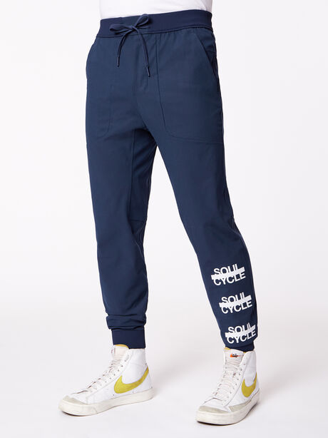 """Abc Jogger 30"""" Navy, True Navy, large image number 0"""