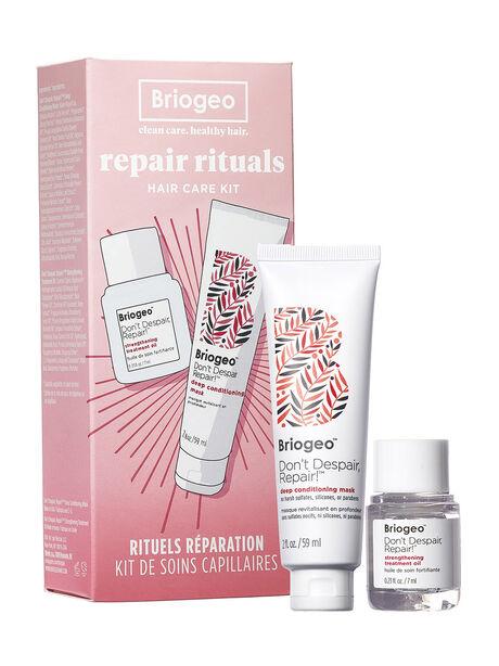 Don't Despair, Repair! Repair Rituals Hair Care Kit, Clear, large image number 0