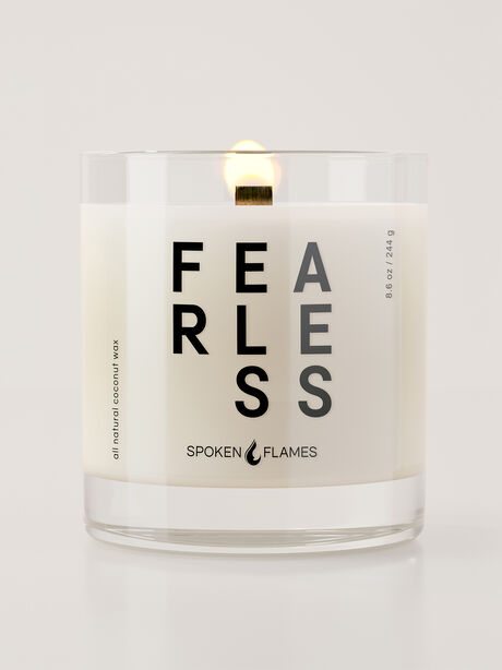 Fearless Candle, Clear, large image number 1
