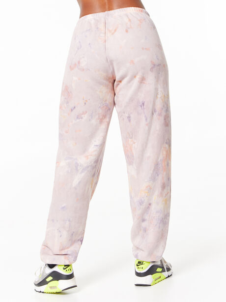 Tie-Dye Super Slouch Sweatpant Marble, Tie Dye, large image number 3