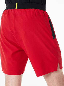 """Speed 8"""" Short Red, Red, large"""