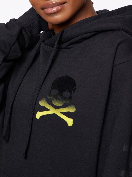 Philly Kingsley Hoodie Black, Black, large image number 2