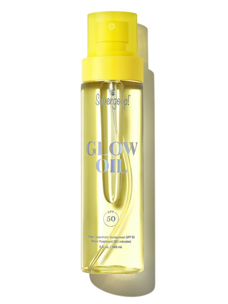 Glow Oil SPF 50, Clear, large image number 0
