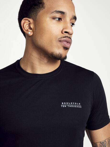 Distance Shirt, Black, large image number 1
