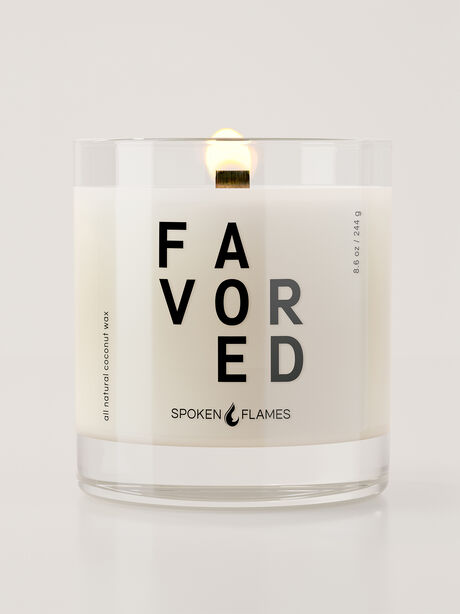 Favored Candle, Clear, large image number 1