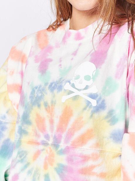 Pride Tie-Dye Spirit Jersey, Multi Color, large image number 2