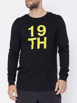 Call Letter Long Sleeve, 19th, large