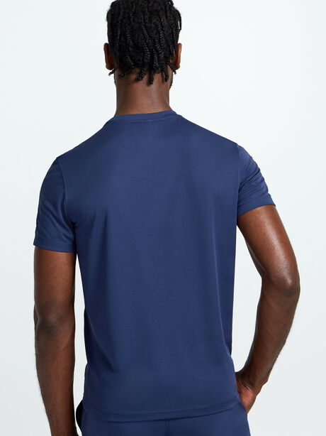 Distance Shirt, Navy, large image number 2