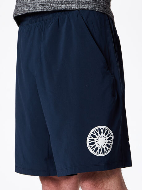 """Pace Breaker Lined Short 9"""" Navy, Nautical Navy, large image number 1"""